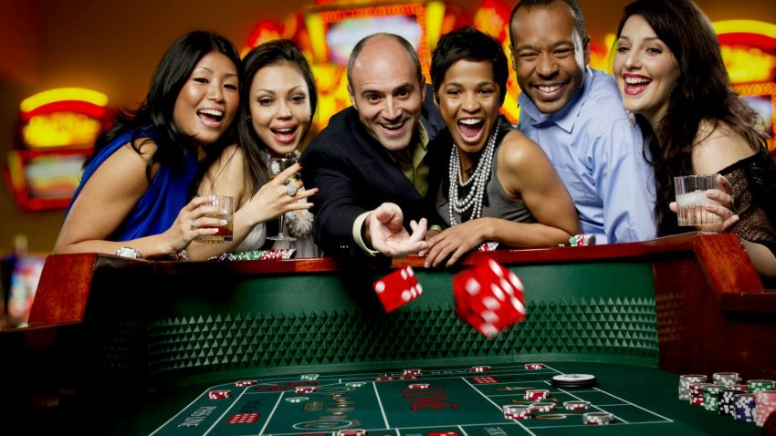 Why people are crazy about playing gambling games?